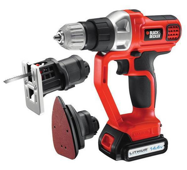 multiherramienta EVO de Black and Decker